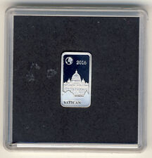 SOLOMON ISLANDS - 1/2 Dollar 2016 - Vatikan PETERSDOM - BARRENMÜNZE - SILBER