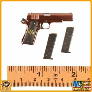 Van Ness GK - 1911 Pistol w/ 2 Mags - 1/6 Scale - Damtoys Action Figures