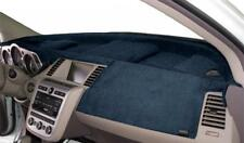Toyota Tercel 1980 Velour Dash Board Cover Mat Ocean Blue