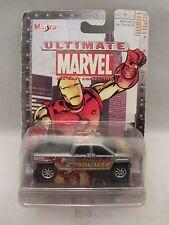 Maisto  Marvel  Iron Man  GMC Terradyne  10 of 25   NOC  (215D14)
