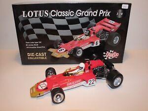 1:18  Jochen Rindt Lotus 72C GP Monza Umbau  His Last GP