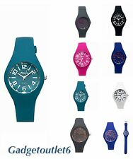NEW RAVEL SILICON MEN/LADIES/UNISEX WATCHES BRIGHT SUMMER COLOUR SMALL/BIG SIZES