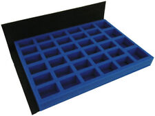 Tray for Gamesworkshop case- carry 34 figures (3 fit in classic GW case) (GW34T)