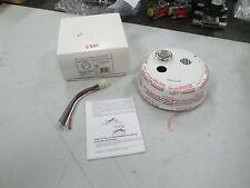 Edwards 120 VAC Smoke Detector Cat# 517TH Tandem Connection 135 F (NIB)