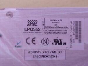 ASTEC LPQ352-C Netzteil 100-240V 50/60Hz 7A OR DC 120Vmin.-300Vmax. 4.5A