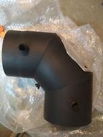 Intercambiador de Calor de Gases de Escape Tubo de Humo DN160 Tubo de Agua Arco