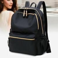 Ladies Shoulder School Bag Rucksack Oxford Handbag Pack Travel Bag Waterproof