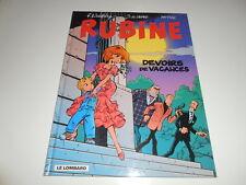 EO RUBINE TOME 7/ TBE