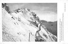 C2124) WW1 CAMMINAMENTO SULLA VETTA DEL CUGNEDUL (TRENTO), FIAT.