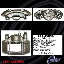 Centric 141.45056 Disc Brake Caliper-Premium Semi-Loaded Caliper Front Left