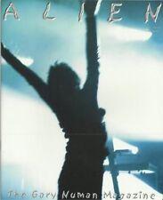More details for gary numan alien 13/14 uk 2002 fanclub magazine 32 page