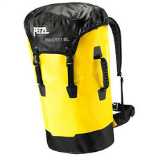 Petzl transport pack 45L Yellow S42Y045