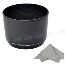JJC Lens Hood for Olympus ZUIKO Digital ED 70-300mm f/4-5.6 Lens replaces LH-61E