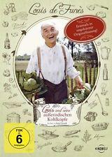 DVD Louis de Funès LOUIS UND SEINE AUSSERIRDISCHEN KOHLKÖPFE ++NEU