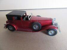 808G Matchbox Y-4 Model J Duesenberg Town Car 1930 Lesney