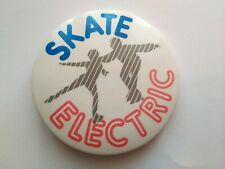 SKATE. ELECTRIC PICTURE BADGE 1