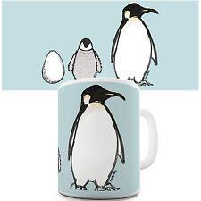 Emperor Penguin Novelty Mug
