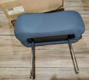 NOS Nissan 300ZX Z31 OEM Passenger Right Side Seat Headrest Head Rest Leather