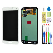White LCD Display Touch Screen Digitizer Assembly For Samsung Galaxy S5 G900