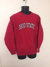 Vintage Ohio State Buckeyes Men's Small Sweatshirt - Steve & Barry's White Label
