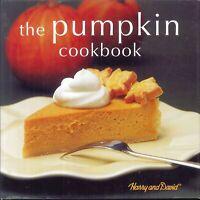 Pumpkin Cookbook 2004 Harry & David Curry Stew Cheesecake Muffins Quick Bread