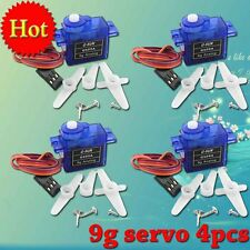 4pcs 9g RC servo micro for sg90 trex align 450 RC 6ch Helicopter Airplane car B