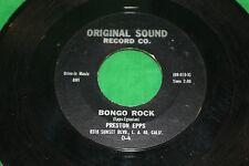 Preston Epps Bongo Party/ Bongo Rock 45