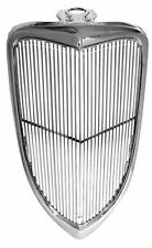 1934 Ford passenger car CHROME GRILLE - BOB DRAKE