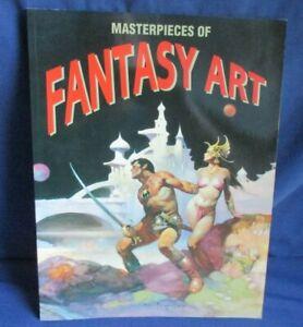 Masterpieces of Fantasy Art, illustriert