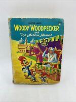 A Big Little Book 1967 Whitman Books Woody Woodpecker & The Meteor Menace