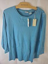 Womens Fieldgear Teal Shirt Size 1x New