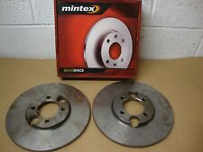 MDC130 Mintex Brake Discs Fits TVR Tasmin 350i Front 1979on