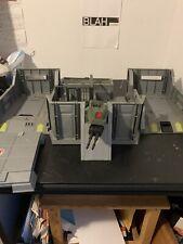 "VINTAGE GI JOE 3.75"" ARAH 1983 HEADQUARTERS COMMAND CENTER Incomplete As Is"