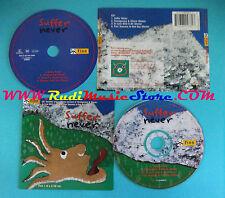 CD Singolo Finn Suffer Never 7243 8 82438 2 7  UK 1995 no mc lp vhs dvd(S26)