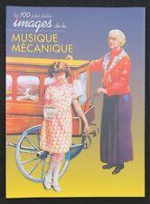 Livre Les 100 plus belles images de la MUSIQUE MECANIQUE poster book limonaire