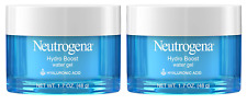 2 pack-Neutrogena Hydro Boost Water Gel Face Moisturizer, Hyaluronic Gel 1.7 Oz
