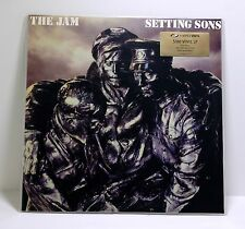 THE JAM Setting Sons 180-gram VINYL LP Sealed SIMPLY VINYL from 2000 LIMITED ED.