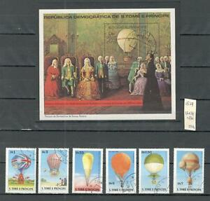 Sant Tome and Principe stamps