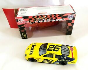 Johnny Benson50 Anniversary Signature Driver Collectible Stock Car 1:24 Scale