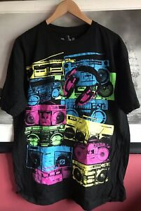Anchorblue T-shirt Size XL New No Tags Vintage DJ Music