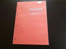 Original Service Manual Schaltplan Akai CS-55