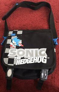 Sonic The Hedgehog Bag Retro