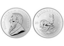 2017 Krugerand 50 aniversario,  1 OZ  Silver Coin