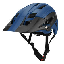 Lixada Lightweight Cycling Bicycle Helmet with Detachable Visor Mountain T8G9
