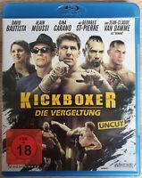 Kickboxer Die Vergeltung Neuwertig Sara Malakul Lane Like New Blu-ray Van Damme