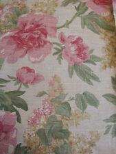 160cm SANDERSON Pangbourne cotton blend curtain fabric remnant
