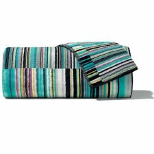 Missoni Home Jazz Blue Towels Collection