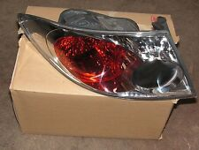 Mazda 6 (GG) LH Tail lamp Lens (In Wing) Part Number GJ61-51-180E Genuine Mazda