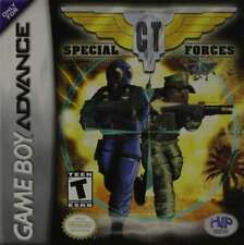 CT Special Forces GBA New Game Boy Advance, Game Boy Advan