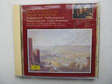 Beethoven  Pinchas Zukerman, Daniel Barenboim, CSO, LPO Violin Concerto Romances
